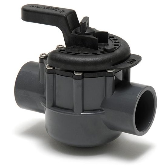 2Port Diverter Valve 1.5 in. PVC