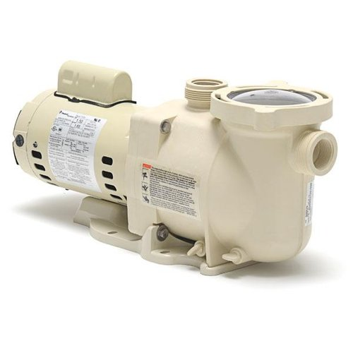 Pentair 340039 superflo standard efficiency 1 1 2hp single for Pentair pool pump motor