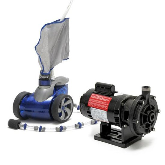 Polaris 3900 Sport Pool Cleaner and Booster Pump