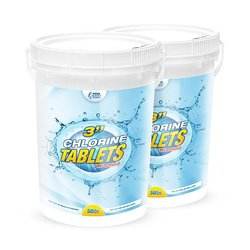 3 in. Chlorine Tablets 100lbs