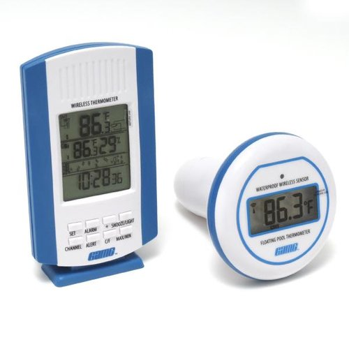 pool maintenance digital wireless thermometer 4301. Black Bedroom Furniture Sets. Home Design Ideas