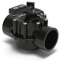 Jandy NeverLube 2-Port Valve 2 in.-2.5 in. Positive Seal - 4716