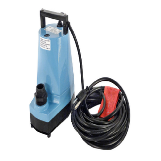 Little Giant Above Ground Swimming Pool Cover Pump Water Wizard 25 Cord 1200 Gph Ebay