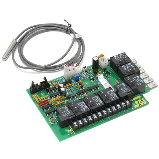 Balboa Sundance 6UR Circuit Board Replacement w/ Calibrated Temp Sensor