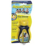 AquaChek Yellow Free Chlorine Test Strips - 511242A