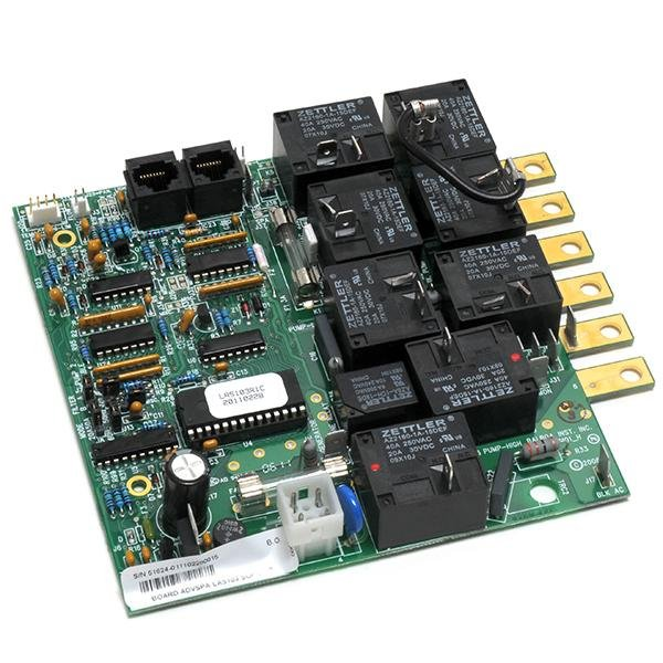 Balboa Advanced LA Spas Spa Circuit Board 103 - 51624-01