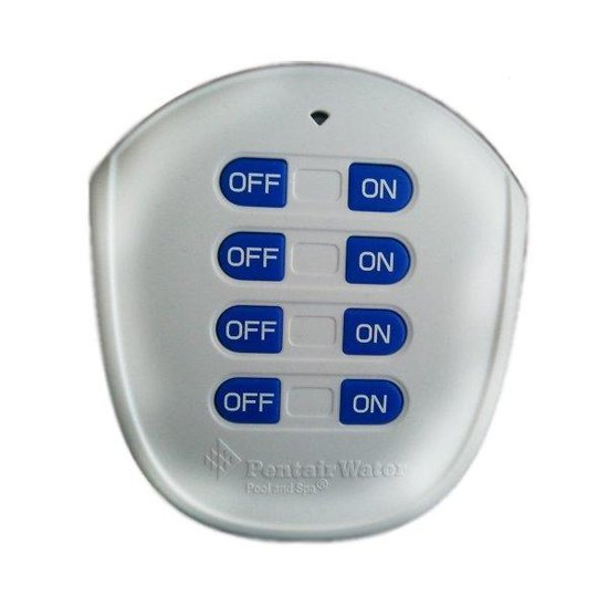 Pentair QuickTouch II Wireless Remote