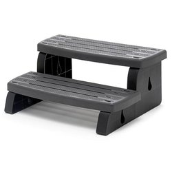 Waterway 33 in. Spa Step Assembly - Graphite