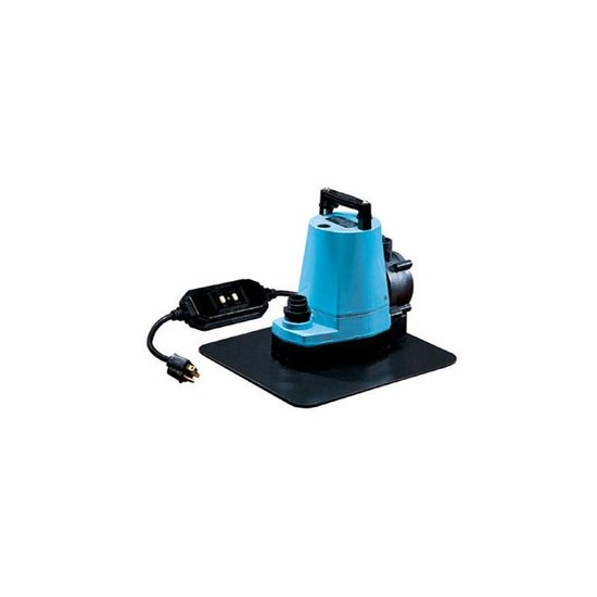 Little Giant 5-APCP Pool Cover Pump - 1200 GPH, 115V, and 25' Cord
