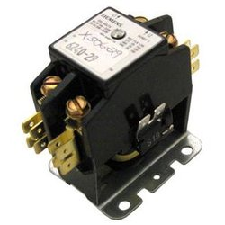 CONTACTOR, DOUBLE POLE, 35A, 240V COIL - 21000650