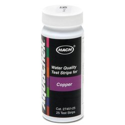 AquaChek Copper Test Strips - 661454