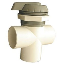2 in. 3 PORT DIVERTER VALVE, GRAY - 600-3067