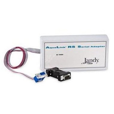 Jandy 7620 Serial Adapter Interface with Home Automation