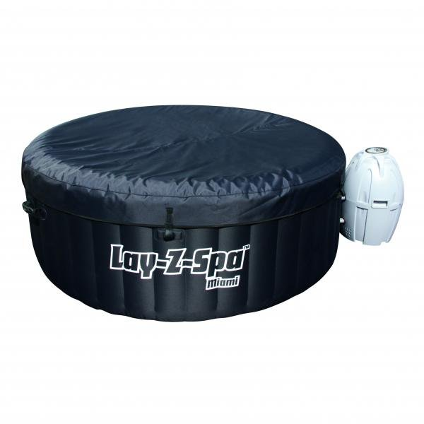 Splash Lay-Z-Spa Miami Portable Hot Tub