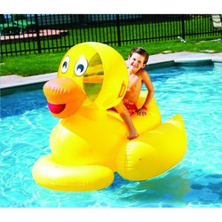 56 in. Giant Ducky Inflatable