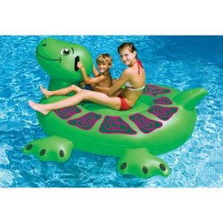 74 in. Giant Turtle Inflatable