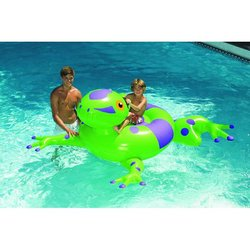 88 in. Giant Frog Inflatable