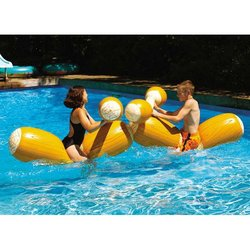 60 in. Log Flume Joust Set