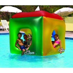 60 in. Cube Habitat with Inflatable Bottom