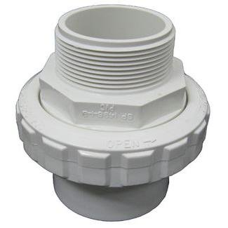 2 in.MPT X 2 in. SLIP, UNION, FLUSH WG - SP14983S