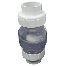TRUE UNION SWING CHECK VALVE, 2 in. CLEAR - 1720C20