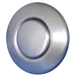 Len Gordon Stainless Button
