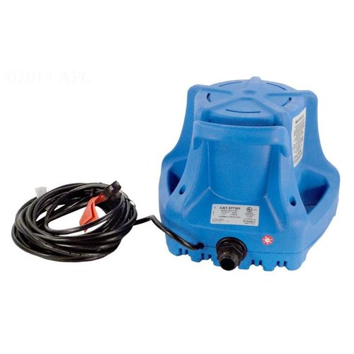 Little Giant Apcp1700 Pool Cover Pump With 25 39 Cord 1700 Gph 115v