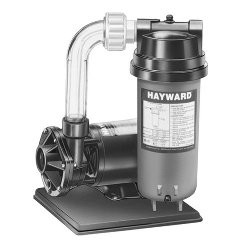hayward micro star clear 25 sq ft above ground pool cartridge filter and pump system. Black Bedroom Furniture Sets. Home Design Ideas