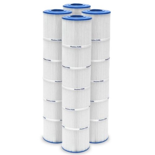 Pleatco pcc130 pak4 filter cartridge for pentair clean for Pentair water filters