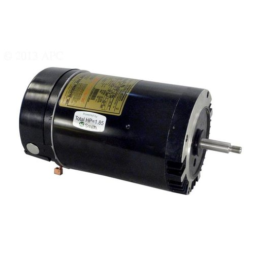 Spx1610z1mns hayward pool products inc motor 1 1 2 for 1 2 hp pool motor