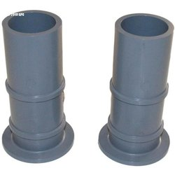 Hayward Pool Products Inc. Nipple, Pipe Header Flange Set of 2