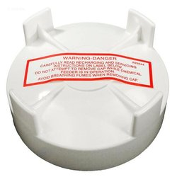 Pentair Pool Products Chlorinator Cap - White