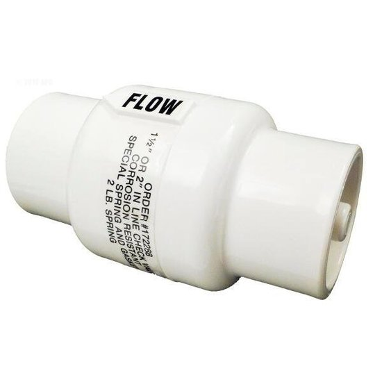 Pentair Pool Products (WG) Valve, Check 1-1/2 in. -2In