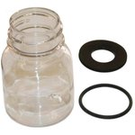 Hayward Pool Products Inc. Sight Glass with Gasket and O-Ring (New Plastic)