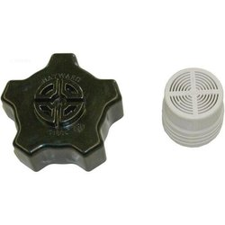 Hayward Pool Products Inc. Drain Cap Assembly, Cap, Gasket and Screen