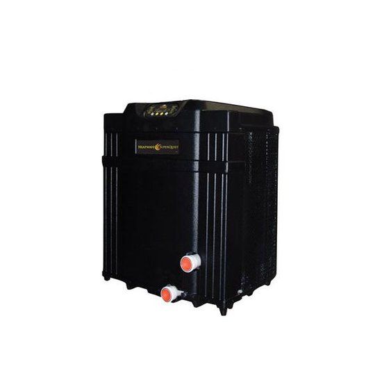 AquaCal SQ175AHDSBTK HeatWave SuperQuiet 143k BTU Pool & Spa Heat Pump