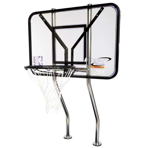 Pool games s r smith swim n dunk competition with - Basketball goal for swimming pool ...