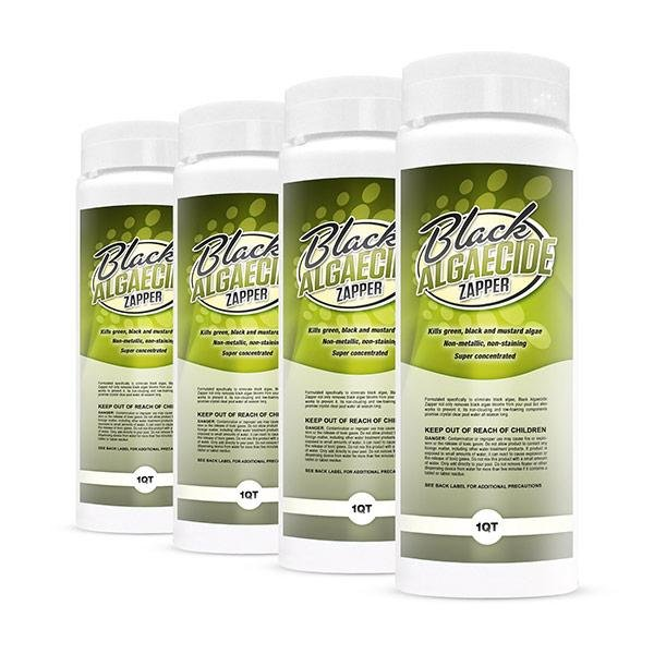 Black Algaecide 1 qt 4 pk