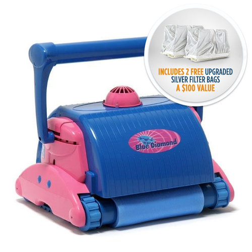 Water tech blue diamond pool cleaner bld03 - Blue diamond pool cleaner ...