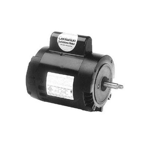 Century a o smith b2979 56j round flange 2 or hp for Century centurion pool pump motor