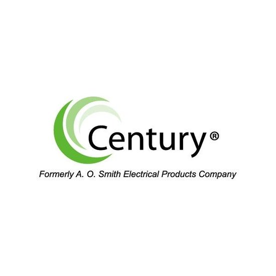 Century A.O. Smith V214M2 C-Series 5HP, Single Speed, 230V Purex Replacement Motor logo