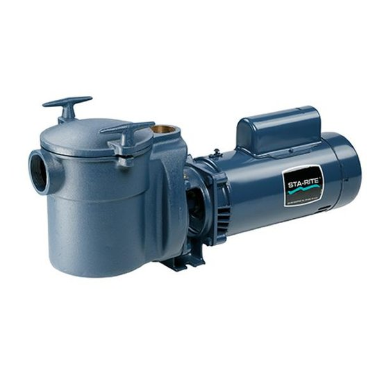 CF Series Pool Pump