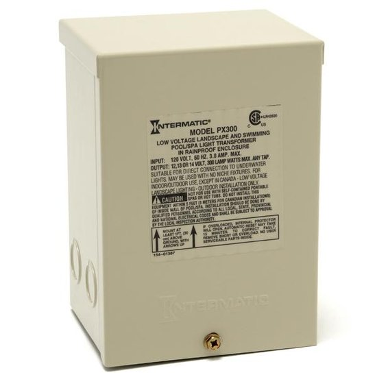 Intermatic Incorporated Transformer 300 Watt - PX300