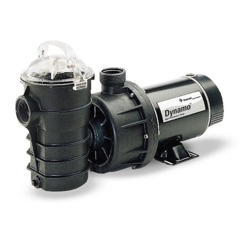 Pentair 340314 Dynamo 3 4hp Single Speed Above Ground Pool Pump With 3 39 Twist Lock Cord 115v