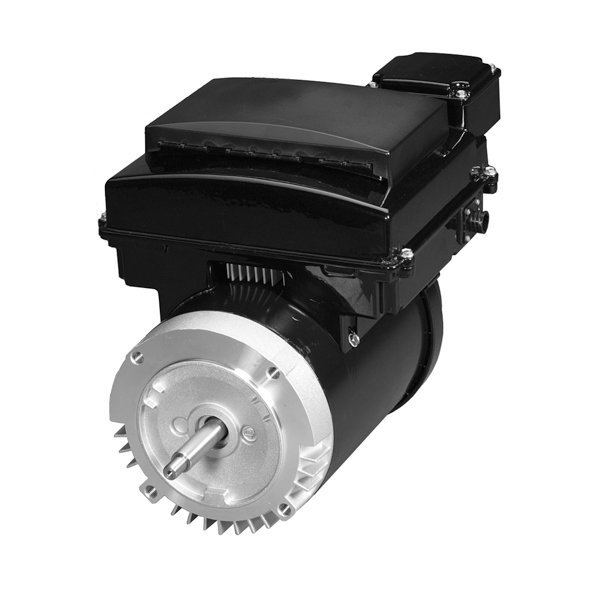 U.S. Motors Emerson EVSJ3-NS EcoTech 0.5/3HP C-Flange Pool and Spa Motor with Timer and Freeze Protection