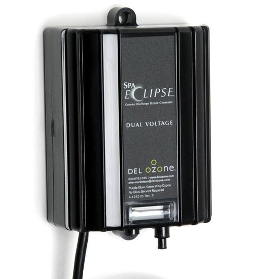 DEL Ozone Spa Eclipse 220V MJJ Mounted