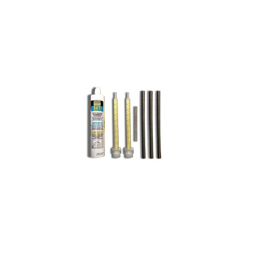 S.R. Smith 75-209-5868-SS Epoxy Kit with (4) 6in. x 1/2in. Bolts