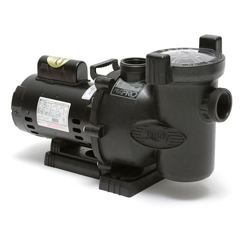 Jandy flopro medium head 3 4hp up rated single for Jandy pool pump motor replacement