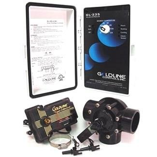Goldline Solar Pool Controller GL-235 Kit