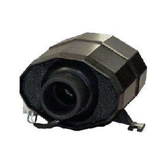 SILENT AIRE Blower Series Air Blower Rite-Fit 1.0HP 120V with 6 in. Cord with 42 in. Amp Adapter Cord
